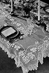 Grapevine Tablecloth pattern