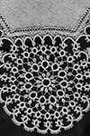 tatted doily 8181