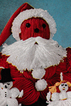 Jolly St. Nick Pattern