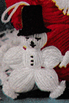 Jack Frost Ornament Pattern