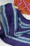 stripe afghan pattern