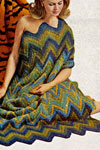 ripple afghan pattern