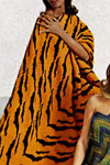 tiger afghan pattern