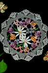 Flower Bouquet Doily pattern