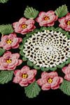 rose doily pattern