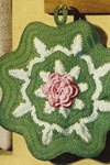 rose pot holder pattern