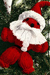 Jolly St Nick pattern