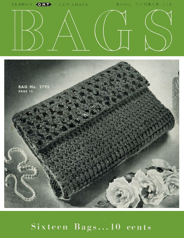 Bags | Book No. 228 | The Spool Cotton Company