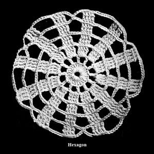 Poinsettia Bedspread Pattern chart a