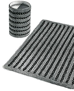 Rug and Basket Cover Pattern #S-960