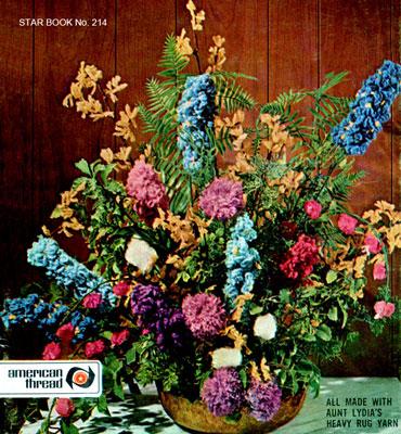 Lilac Flower Pattern 1