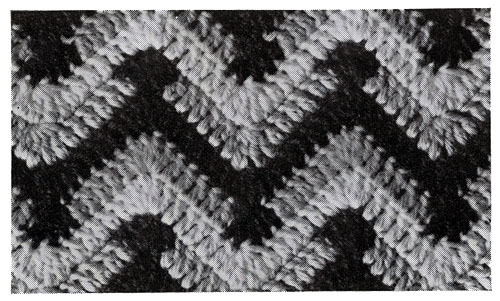 Chevron Afghan Pattern | Crochet Patterns