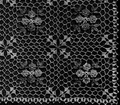 Sweet Springtime Tablecloth Pattern #7