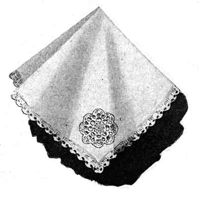 Tablecloth Pattern, No. 2805 motif