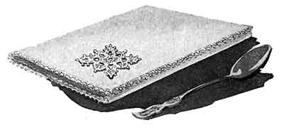 Tablecloth Pattern, No. 2809 motif