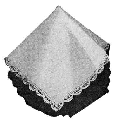 Tablecloth Pattern, No. 2810 motif