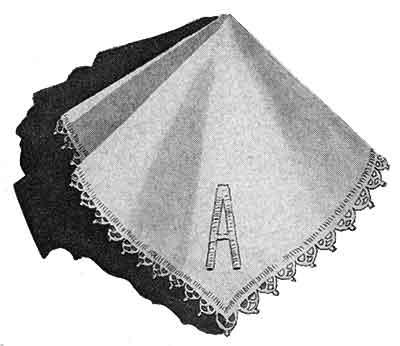 Tablecloth Pattern, No. 2811 motif