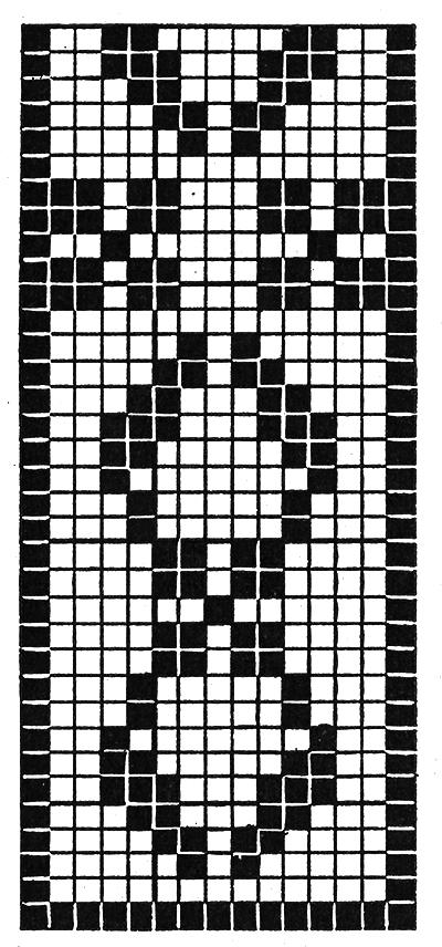 Curtain Tie Back Pattern #233