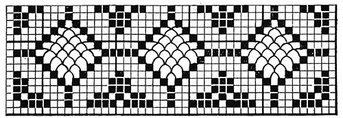 Useful Square Doily Pattern