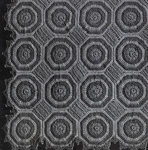 Flagstone Afghan Pattern #632