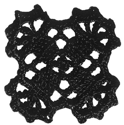 Doily Edging #8279 Pattern
