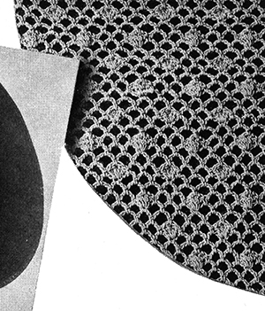 Casino Pullover Pattern #1146