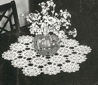 Classic Dining Room Set Pattern #7171
