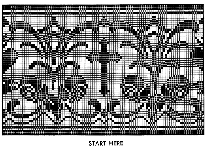 Altar Lace Pattern #9046