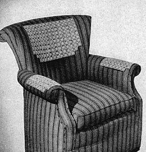 Blossom Time Chair Set Pattern #7158