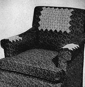 Memories Chair Set Pattern #7507
