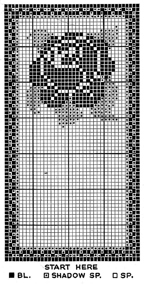 Hanky Case Pattern #4009