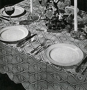 Tablecloth Pattern #7767-C