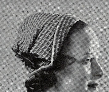Tyrolean Hat Pattern #32