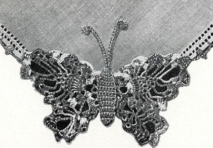 Butterfly Corner Pattern