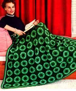 Siesta Afghan Pattern