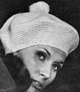 Crochet Hat Pattern #2147