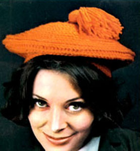 Crochet Hat Pattern #2148