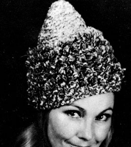 Crochet Hat Pattern #2152
