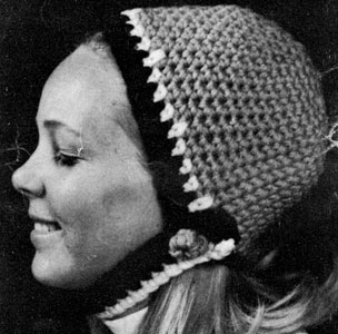 Crochet Hat Pattern #2153