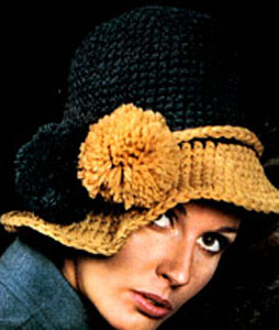 Crochet Hat Pattern #2160