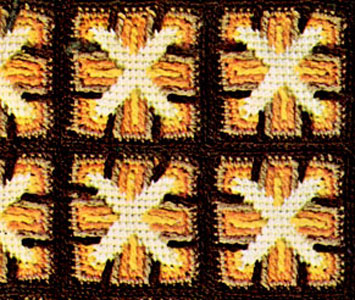 Windmill Afghan Pattern