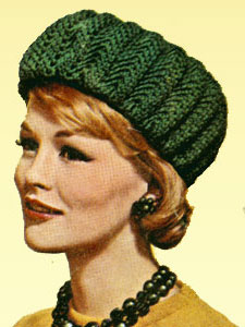 Crocheted Bubble Hat Pattern