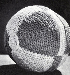 Baby Ball Pattern