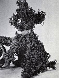 Poodle Pup Pattern
