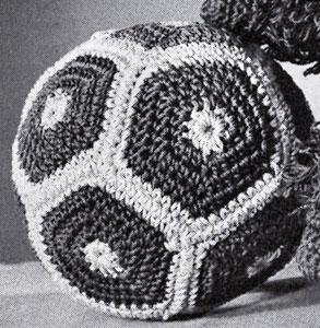 Motif Ball Pattern