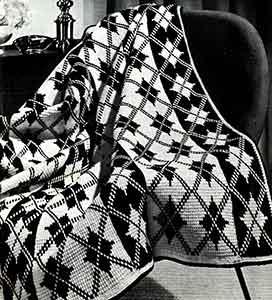Granada Afghan Pattern