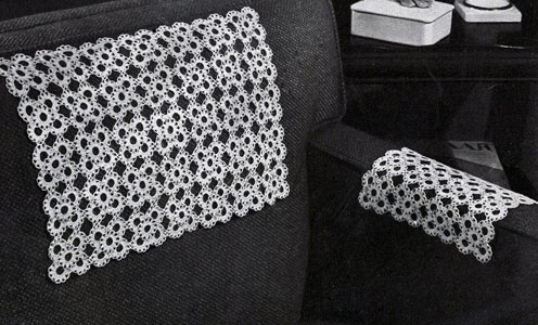 Bright Cluster Chair Set Pattern