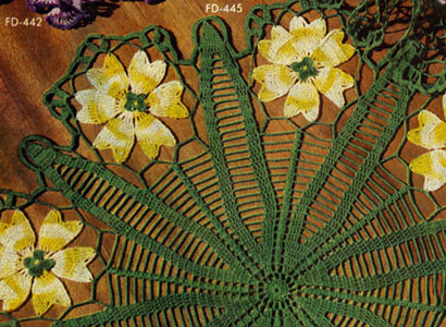Coreopsis Doily Pattern