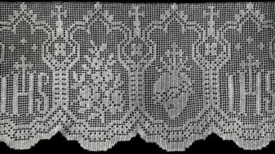 Altar Lace No. S301 Pattern