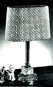 Motif Lamp Shade Cover Pattern
